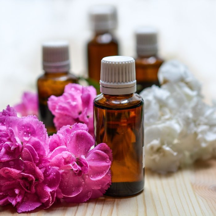 Favorite Essential Oils for My Spiritual Practice