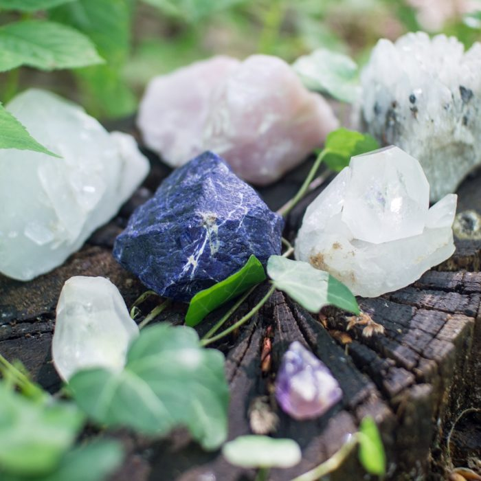 Crystals for Beginners: Tools for Developing Psychic Medium Gifts